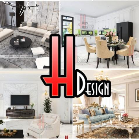 Tại sao chọn Huytrandesign thiết kế nội thất biệt thự tứ lập Harmony