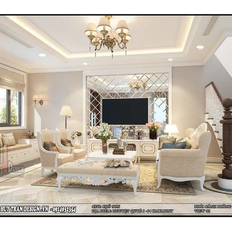 Hình ảnh những mẫu thiết kế nội thất đẹp - Xu hướng năm 2020