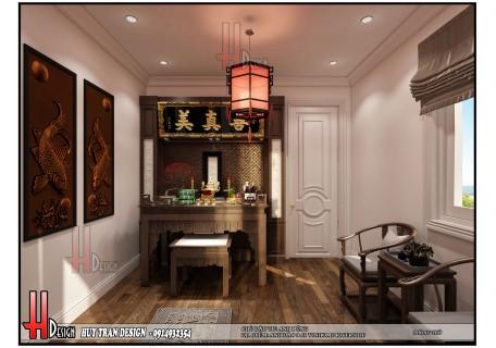 Mẫu thiết kế nội thất Vinhomes Riverside - Anh Dũng
