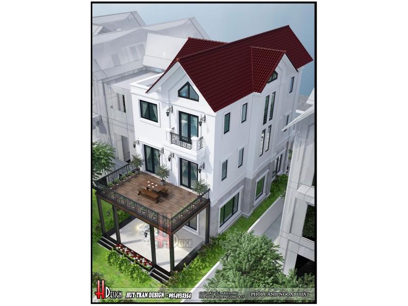 Cải tạo biệt thự Vinhomes RiverSide - Cải tạo biệt thự Hoa Phượng 8-15 nhà anh Long