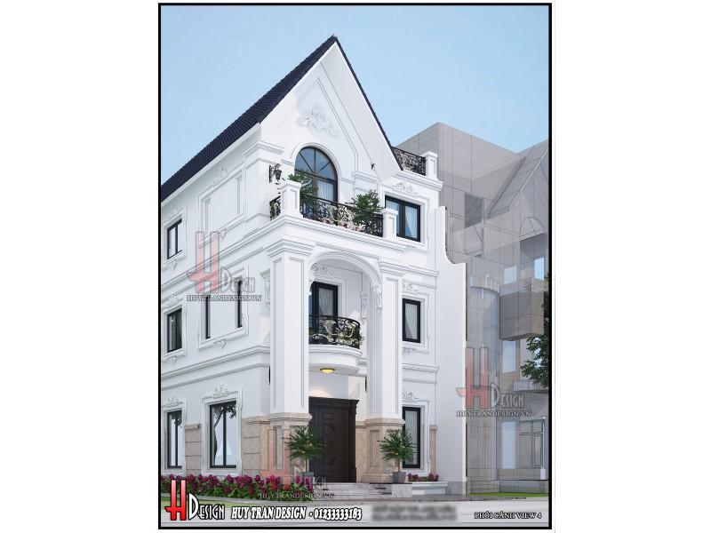 Mẫu thiết kế cải tạo biệt thự Hoa Sữa - Vinhomes Riverside