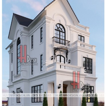Mẫu thiết kế nhà đẹp: cải tạo kiến trúc biệt thự Hoa Sữa – Vinhomes Riverside