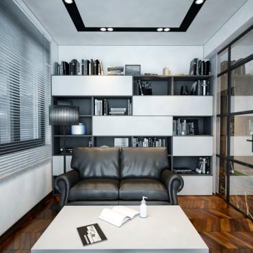Trang trí thiết kế nội thất Biệt thự Ecopark hiện đại 3 tầng